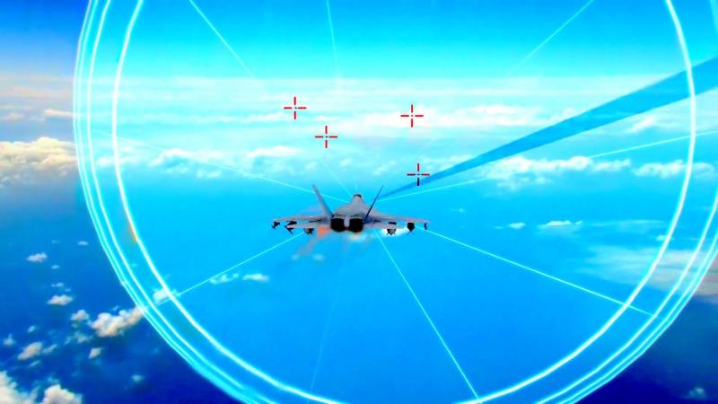 Прототип южнокорейской РЛС с АФАР для перспективного истребителя KF-X