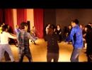 Тувинский общенациональный танец