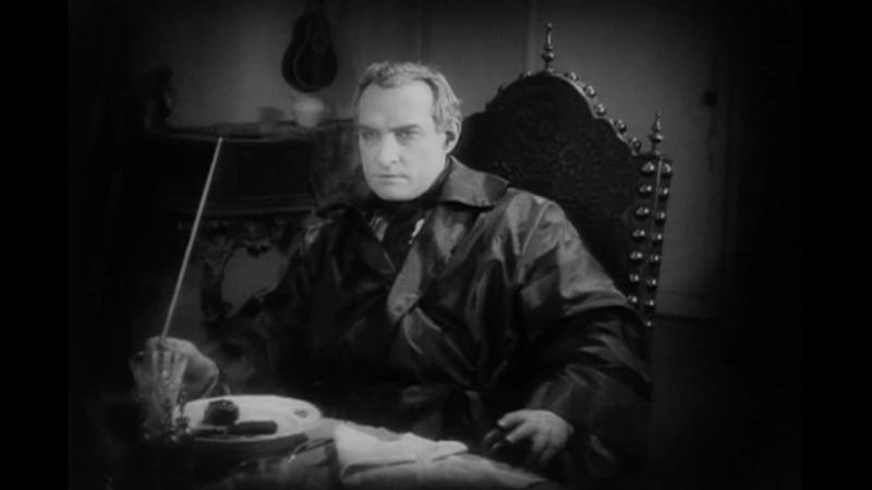 МИХАЭЛЬ (1924) - мелодрама. Карл Теодор Дрейер 720p