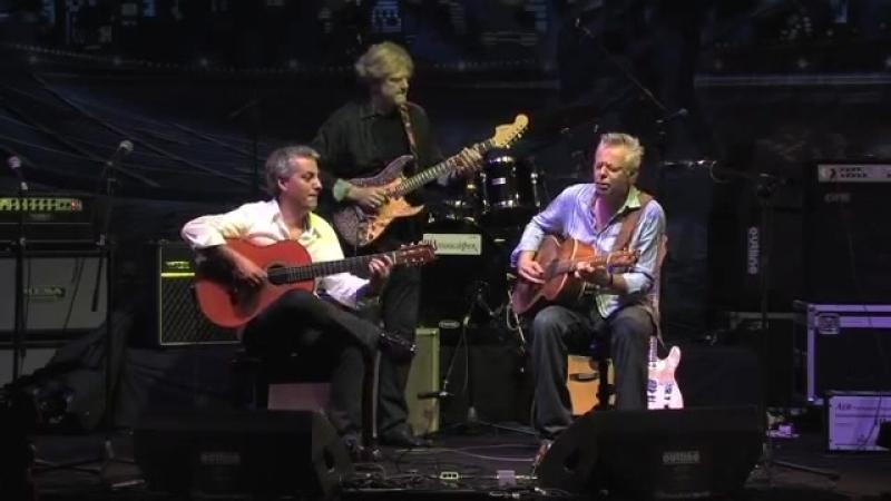 Tommy Emmanuel, John Jorgenson, Pedro Javier González - Sultans of swing