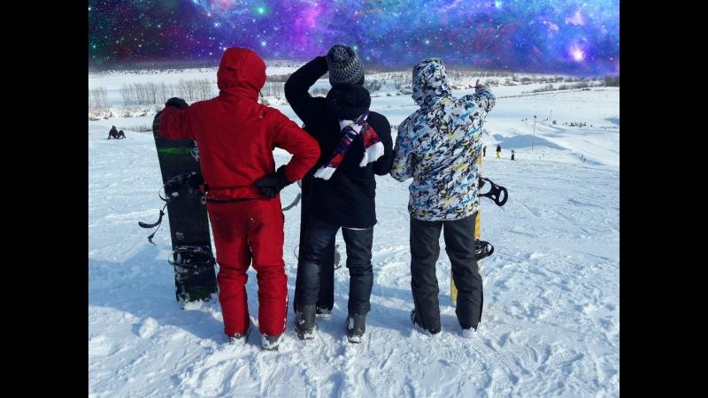 ССО Снежок покоряет Донгор