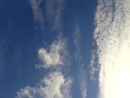 Облака на полигоне в Дибунах