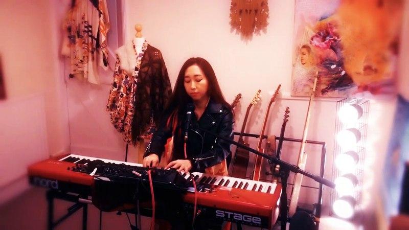 Rie Fu - St.Martin (Home Studio Live)