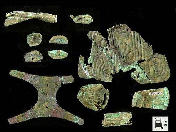 Колония Карфагена в Северной Америке Артефакты