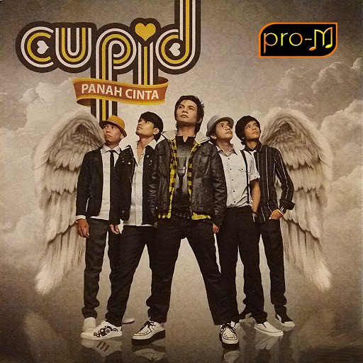 Cupid альбом Cupid - Panah Cinta
