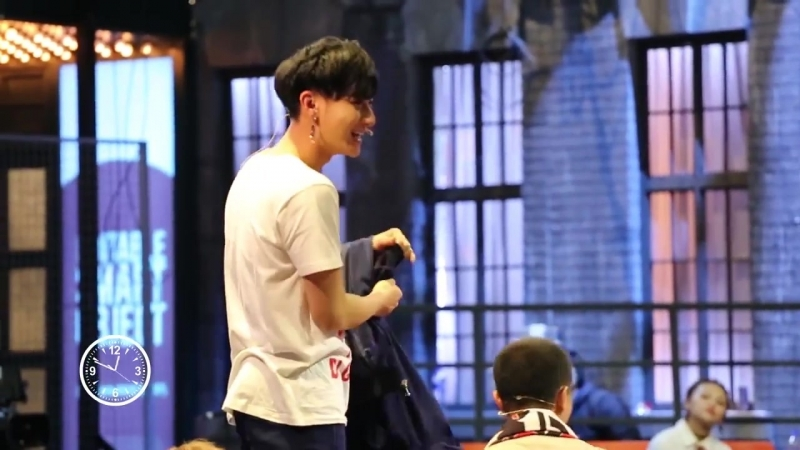 180319 ZTao @ Street Dance of China BTS
