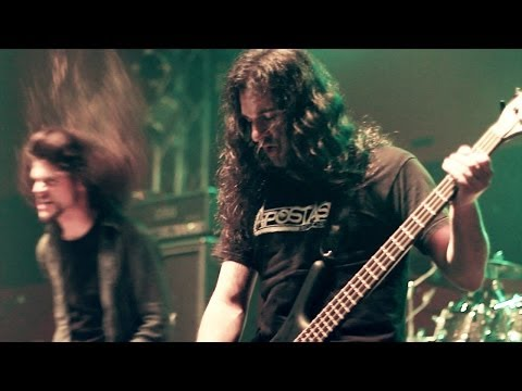 Nailed To Obscurity Mythomania live in Essen