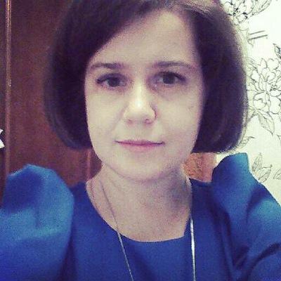Ольга Парфилова