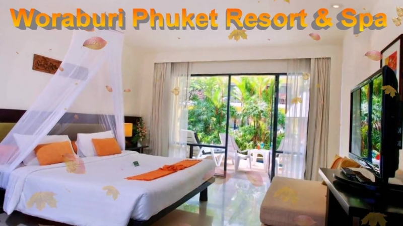 Отель Woraburi Phuket Resort Spa 4, Karon Beach