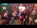 Роза Барбоскина и фея Блум на празднике у Николь