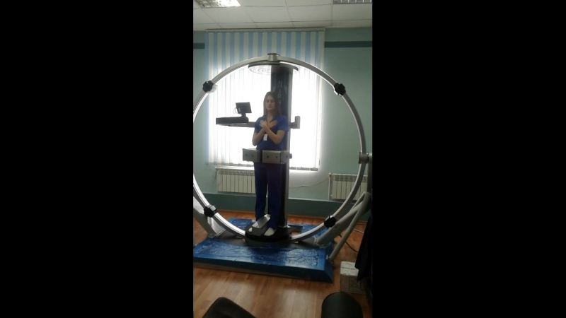 Комплекс Kinetrac KNX-7000 и 3D Newton в медцентре Территория Здоровья в Ейске!