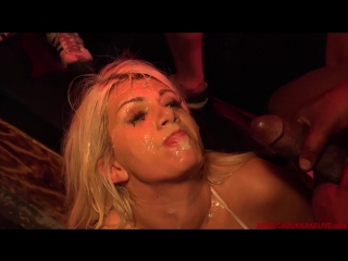 Layla Price - AmericaBukkakeLive [All Sex, Hardcore, Blowjob, Gonzo]