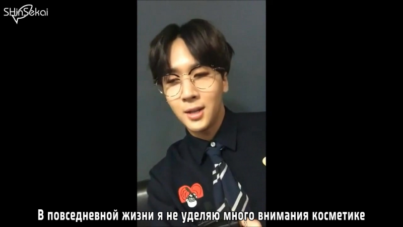 [RUS SUB] 171012 Style Follow Beauty Pick - Insta Live 1 - VIXX Ravi