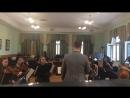 репетиция струнного оркестра московская консерватория Василий Калинников серенада