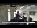 Россия 24 У Боинга в воздухе взорвался двигатель пассажирку засосало в иллюминатор Россия 24