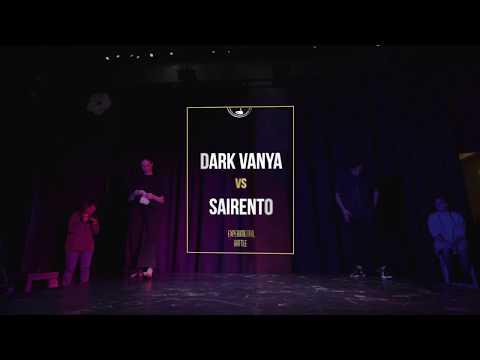 Experimental battle Ключи - 12 Sairento vs Dark Vanya