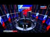 Когда всем начинает становится понятным, почему Путин не участвует в дебатах. Какие красавцы, дайте же им высказаться, и они пок