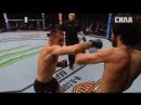 Zabit Magomedsharipov vs. Kyle Bochniak (Концовка)
