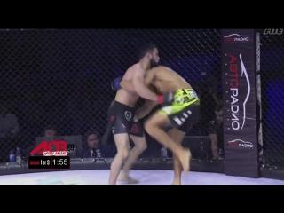 10. Aurel Pirtea (Romania) vs Rasul Yakhyaev (Russia)