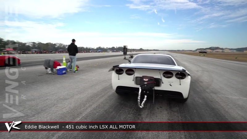 194.2 MPH Naturally Aspirated LS World Record! - Vengeance Racing