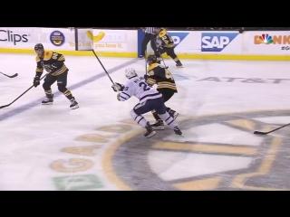 Toronto Maple Leafs vs Boston Bruins R1, Gm2 apr 14, 2018