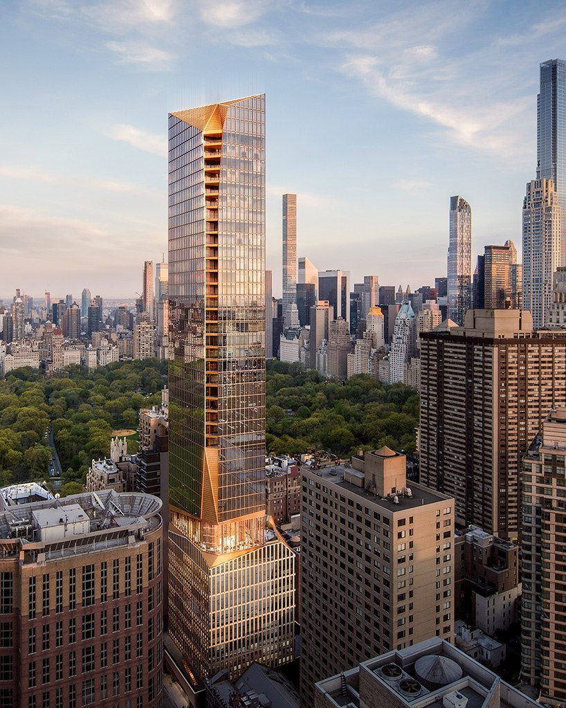 Snøhetta to build New York residential tower with outdoor amenity terrace
