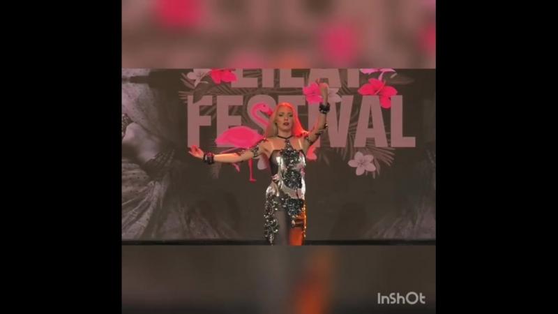 Daria Danilkina on Eilat Festival 2018