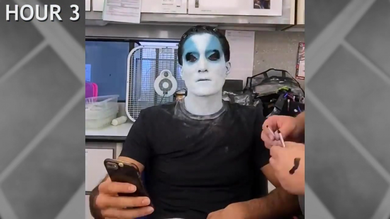 Marvels Agents of S.H.I.E.L.D. - Dominic Rains transforms into Kasius