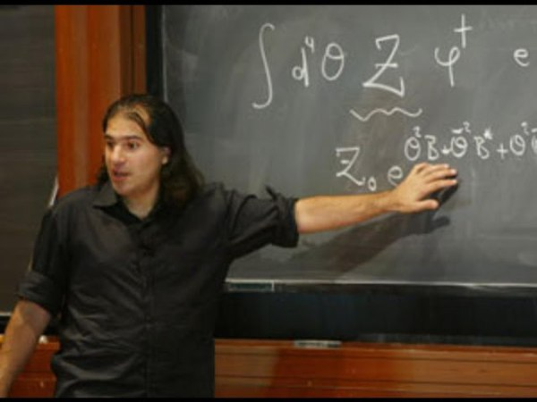 The Future of Fundamental Physics Nima Arkani Hamed Cornell Messenger Lectures