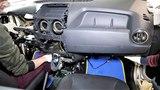 Шумоизоляция торпедо и моторного щита на Рено Дастер