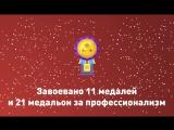 ТОП самых ярких достижений страны за 2017 год  - Сборная России заняла первое место в общекомандном зачёте чемпионата мира по пр