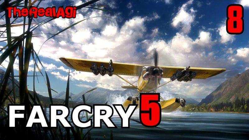 Прохождение на русском ► Far Cry 5 ►Часть 8 ВДОВОДЕЛОМ ЗАВЛАДЕЛ))