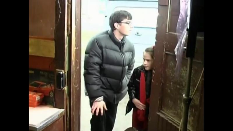 Фильм о фильме Сестры-2001.Сергей Бодров. Интервью.