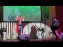 Татьяна Микушева и Александ Котляренко, на музыку П.И.Чайковского Балет Щелкунчик.Арабский танец.