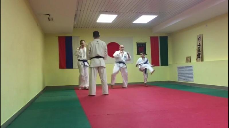 Spring Kyu Test (International Shikon Organization) 16.05.2018 Part-25