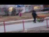 В Прикамье мужчина возил по улицам гроб на колёсиках