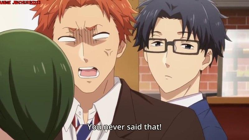 Wotaku ni Koi wa Muzukashii「AMV」- A Good Start - Episode 5