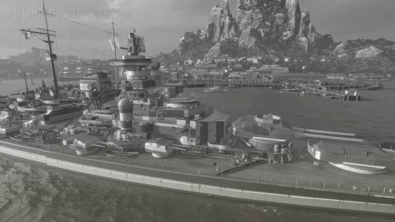 World of Warships   Cesta k Duke of York   bitva u severního mysu 4