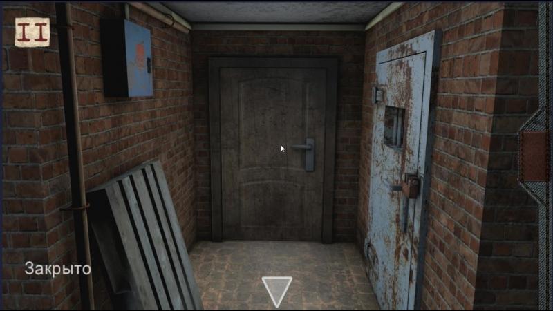 Bunker Room Escape walkthrough , побег из бункера , прохождение игры