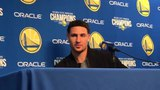 "Голден Стэйт Уорриорз on Instagram: ""Klay Thompson doesn't want to rest during the season's final five games:"