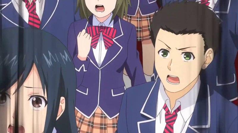 Кулинарные войны: Повар-боец Сома | Food Wars: Shokugeki no Soma | Shokugeki No Souma- Серия 8 [Zendos x Eladiel]
