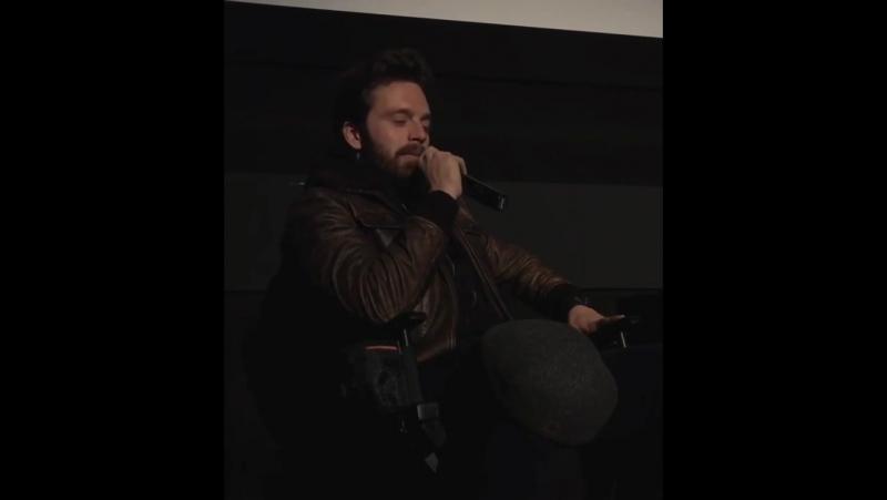 2017   Мероприятия   «Вопрос-Ответ» фильма «Я, Тоня» в кинотеатре «AMC Loews Lincoln Square 13»   9.12.2017; Нью-Йорк, США