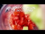 Honeydew _ Almond Gazpacho