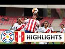 PARAGUAY VS PERÚ Women 3 0 Highlights Copa América Femenina Chile 2018