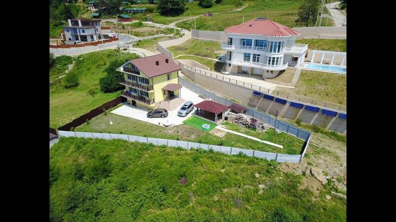 Продается дом 280 кв.м. в Сочи с панорамным видом на море.