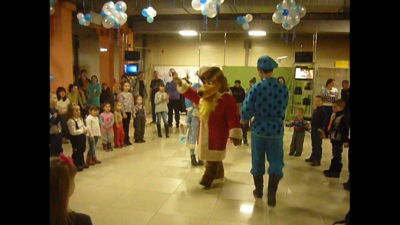 3 января Маша и Медведь в гостях в ТРЦ Плаза зовём Мишу
