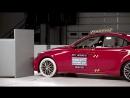 2017 Lexus IS250, IS300, IS350 Crash Test Rating