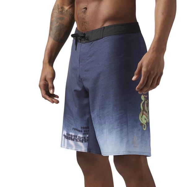 Спортивные шорты Reebok CrossFit Dip Dyed
