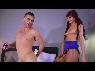 Sablique Gets a Hooker [Femdom, Strapon, Pegging, 720p]