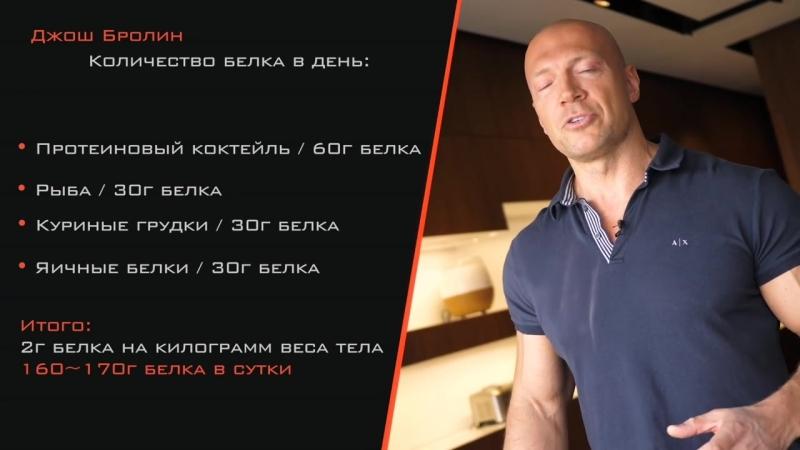 Джош Бролин против хлеба В погоне за ролью в фильме Дэдпул 2